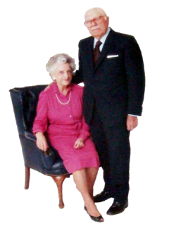 William W. and Helen S. Litke - Founders of UPPC